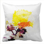 chrysanthemum-1-cushion
